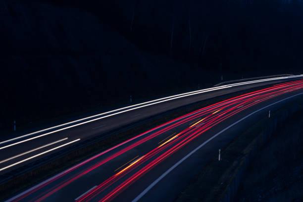 Lichtspuren – Foto