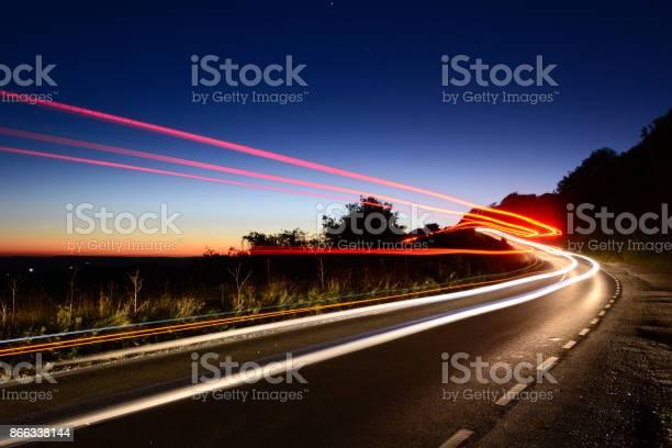 Photo of Light Trails