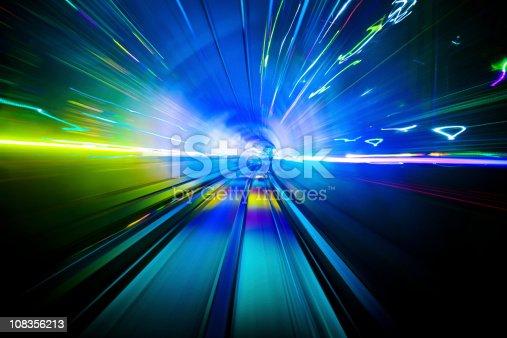 istock Light Tunnel 108356213