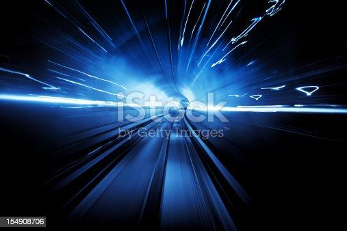 istock Light Tunnel 154908706