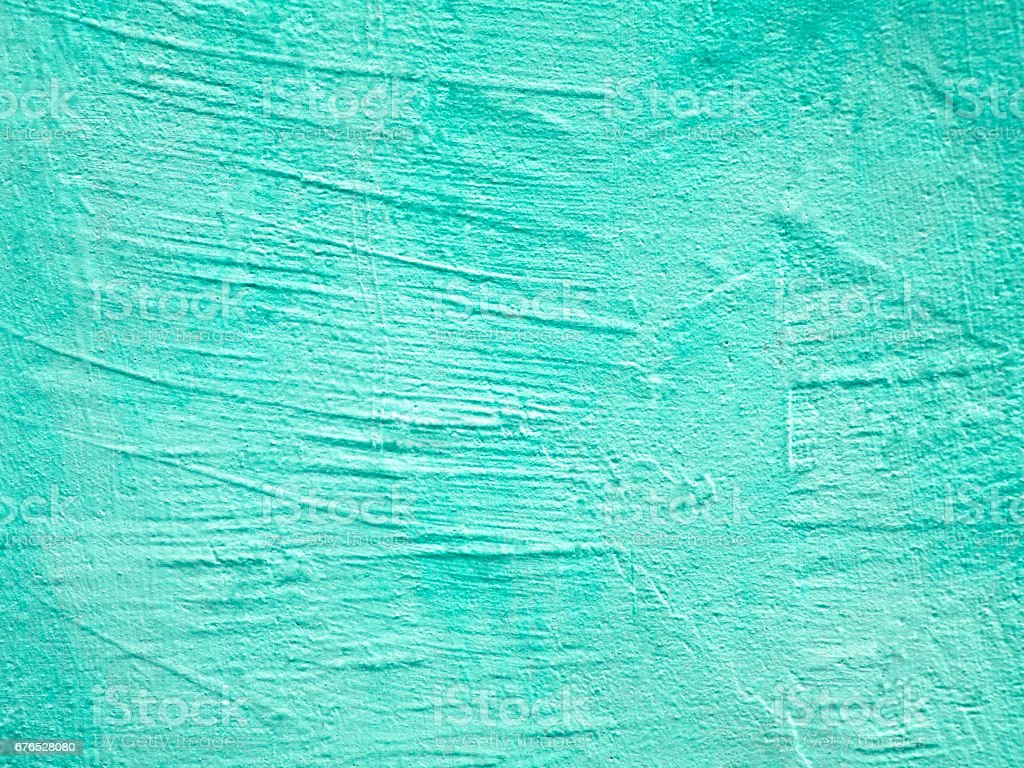 Light Turquoise Wall Texture For Background Stock Photo More