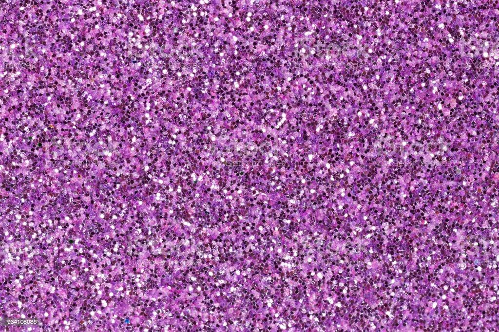 Light violet foam EVA texture with glitter stock photo