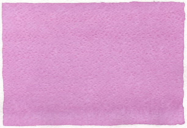 Light Violet Watercolor background stock photo