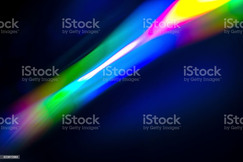 Light Wand 2 stock photo