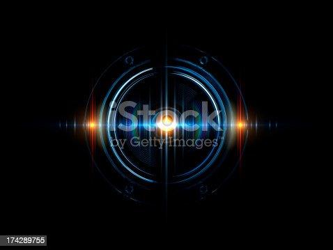 istock Light Wave Of Sound 174289755