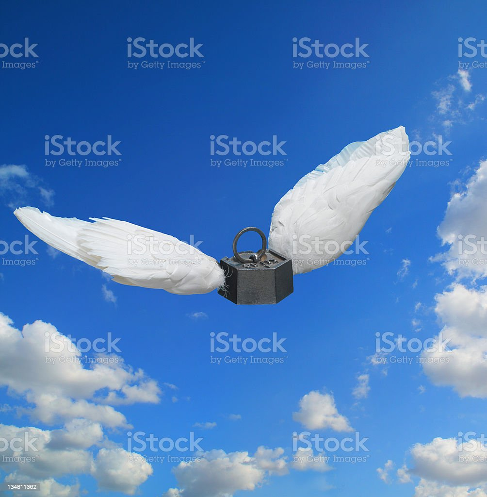light weight stock photo