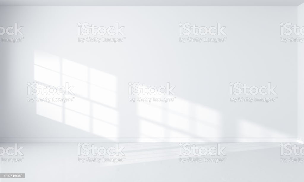 light white room interior