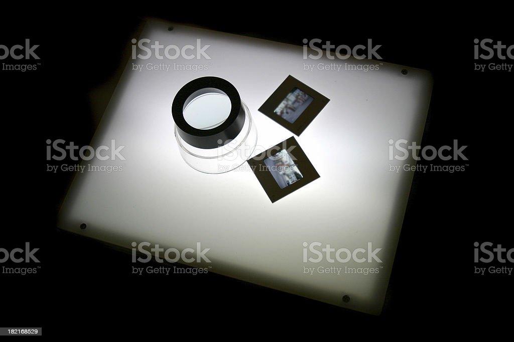 Leuchtkasten - – Foto