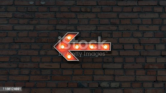 1039121906istockphoto lightbulb Arrow left 1158124691