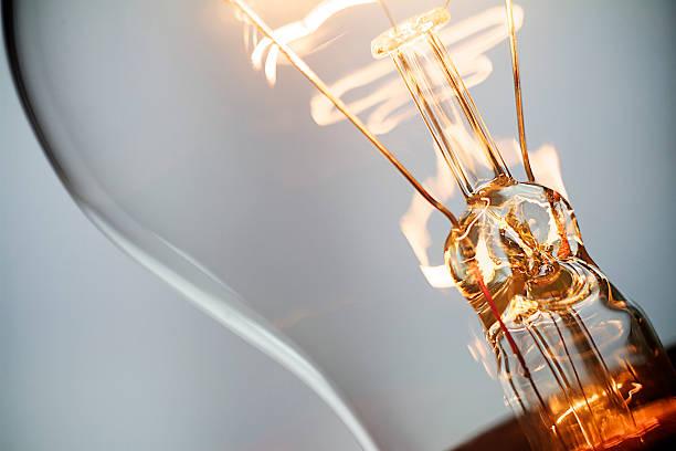 lampadina - primissimo piano foto e immagini stock