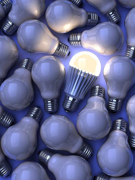 LED Glühbirne – Foto