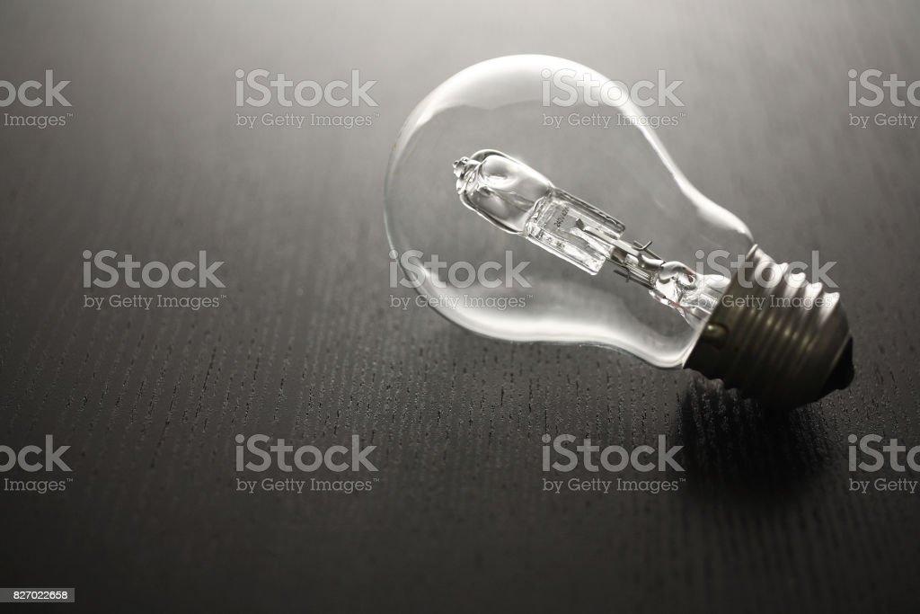 Lightbulb - Foto stock royalty-free di Attrezzatura per illuminazione