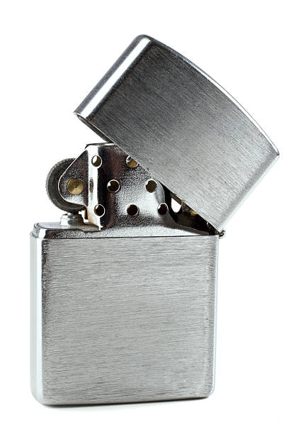 Lighter isolated stock photo