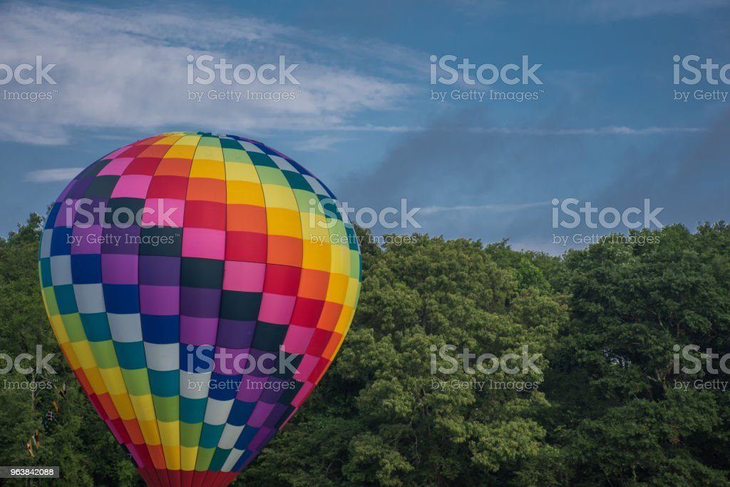 Lighter than Air - Royalty-free Copy Space Stock Photo