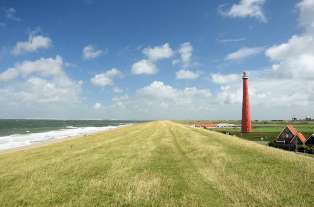 Leuchtturm in Den Helder – Foto
