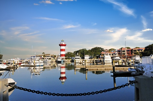 Lighthouse at Harbor Town-Hilton Head, SC