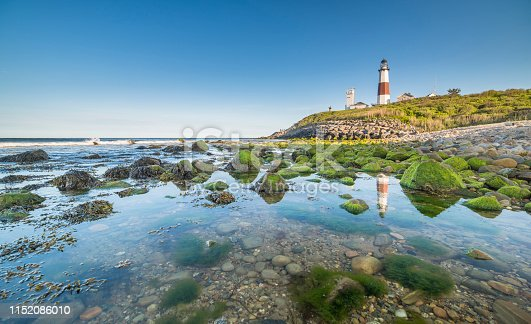 Long Island, Montauk Point, The Hamptons, New York State, Lighthouse