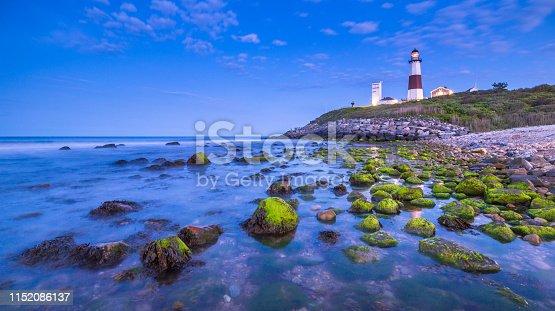 Long Island, Montauk Point, The Hamptons, New York State, Lighthouse