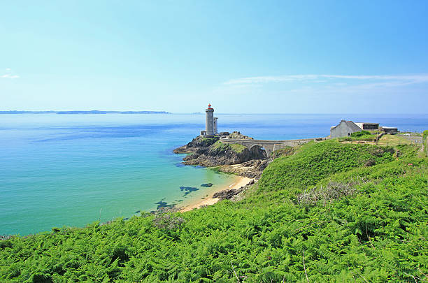 Leuchtturm, Bretagne, Frankreich – Foto