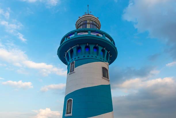 Lighthouse, Guayaquil, Ecuador stock photo