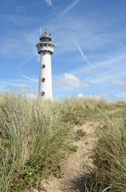 Leuchtturm in Egmond Aan Zee – Foto