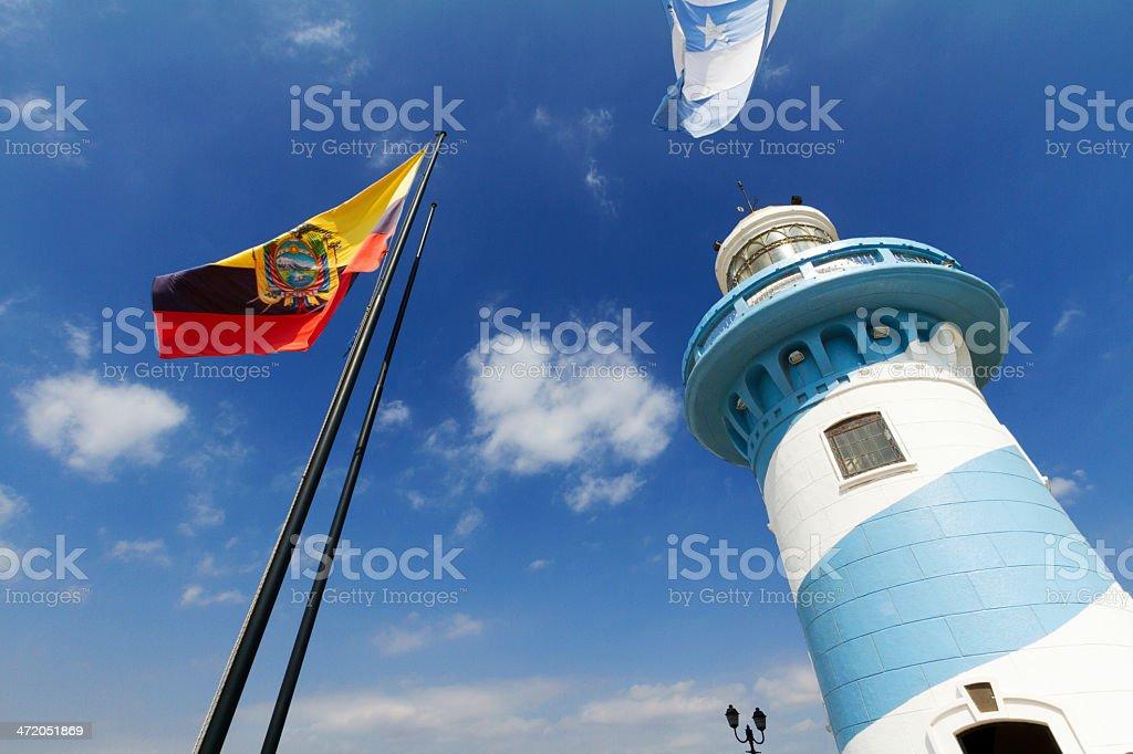 Faro en Guayaquil - foto de stock