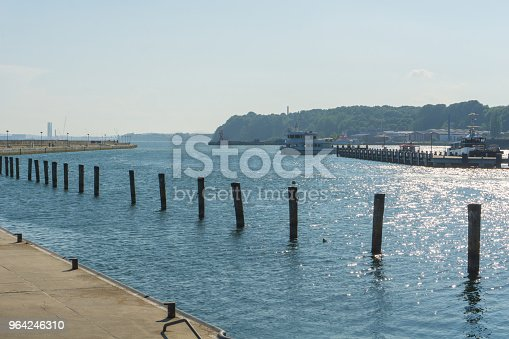 istock Lighthouse in Sassnitz on the island Ruegen, Germany on a sunny day in summer 964246310