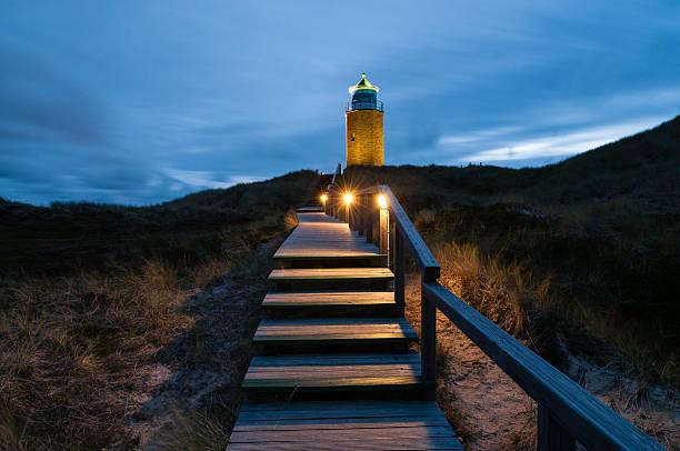 Leuchtturm Kampen – Foto