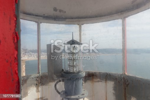 615497916 istock photo Lighthouse lightbulb 1077791002