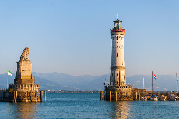 Lighthouse, Lindau (Bodensee Germany) – Foto