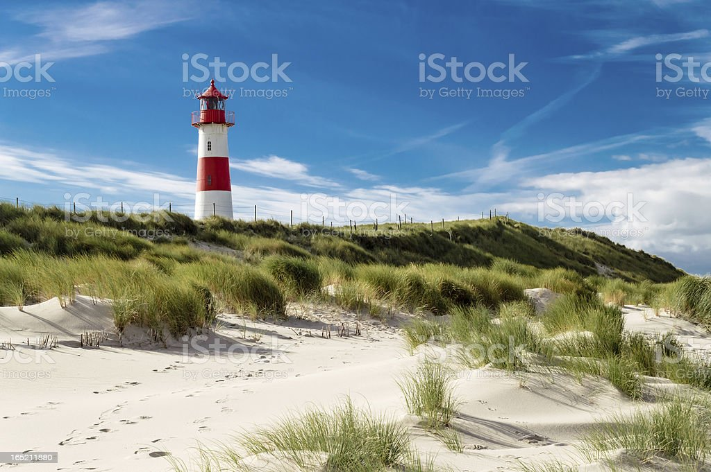 Leuchtturm-Liste - Lizenzfrei Leuchtturm Stock-Foto