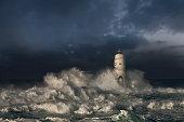 Lighthouse Mangiabarche (Calasetta-Sardegna)