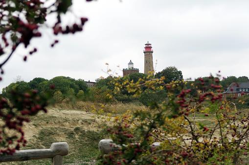 Lighthouse of Cape Arkona at Putgarten