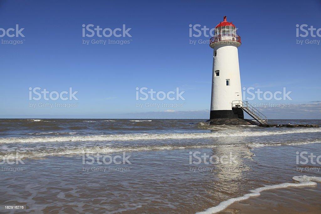 Lighthouse. royalty-free stock photo