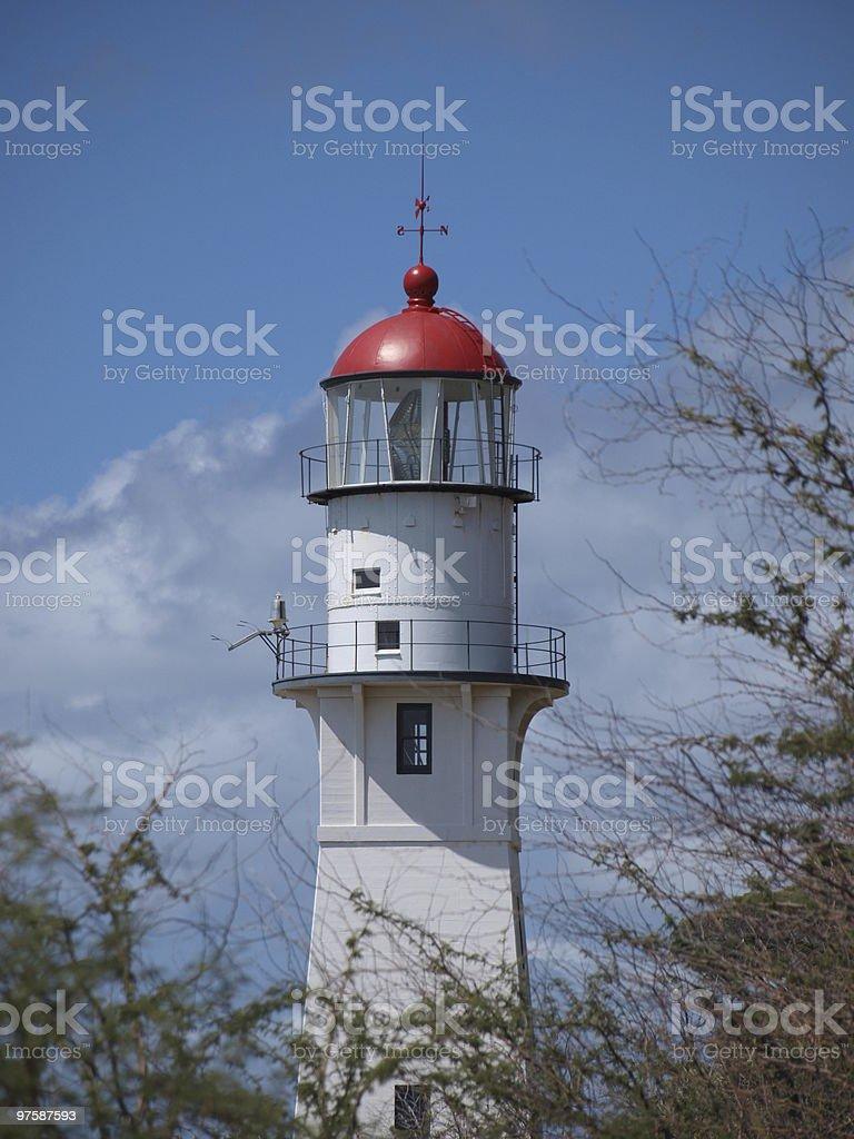 Lighthouse royaltyfri bildbanksbilder