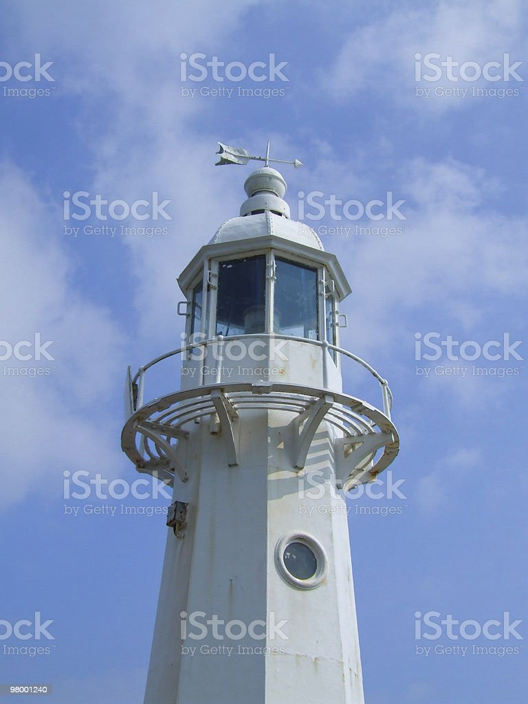 lighthouse royalty free stockfoto