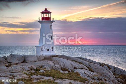 istock Lighthouse Sunset 943835158