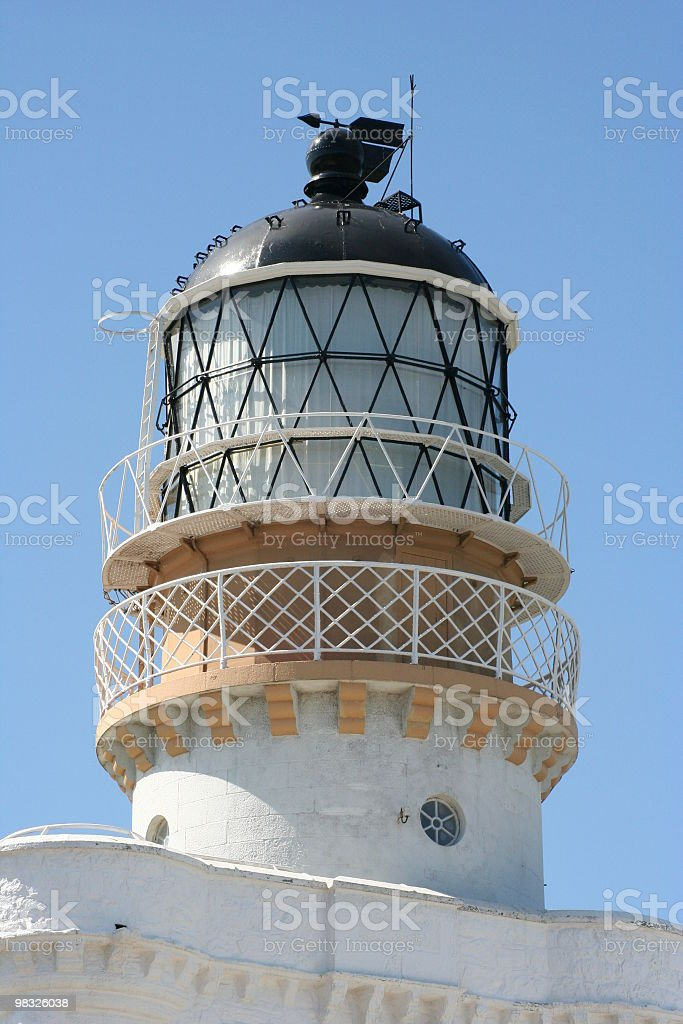 Lighthouse tower royalty-free stock photo