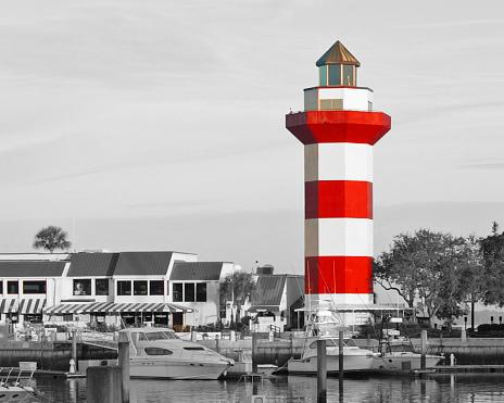 Lighthouse-Harbor Town-Hilton Head Island SC
