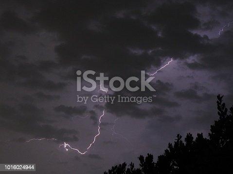 656192770istockphoto Lighting bolt 1016024944
