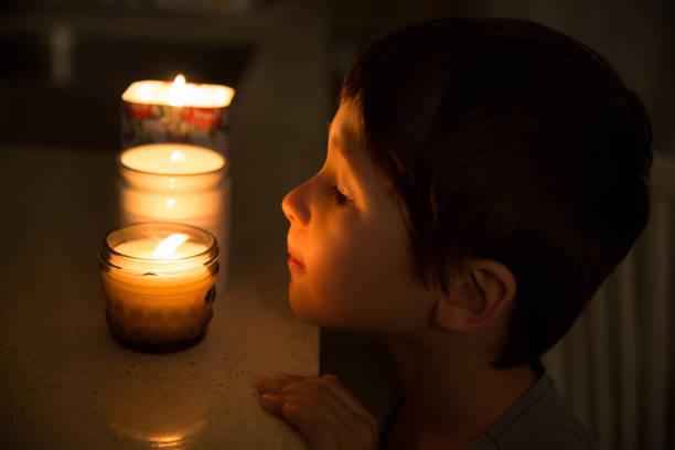 Beleuchtung Kerzen – Foto