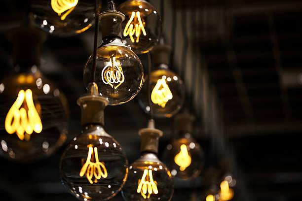 macro éclairage de décoration - Photo