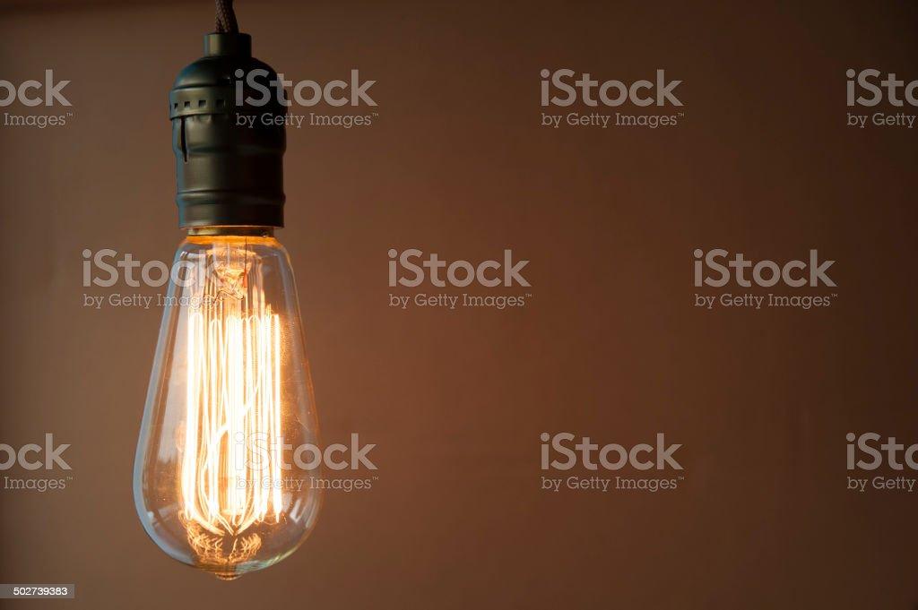 Lighting Decoration stock photo