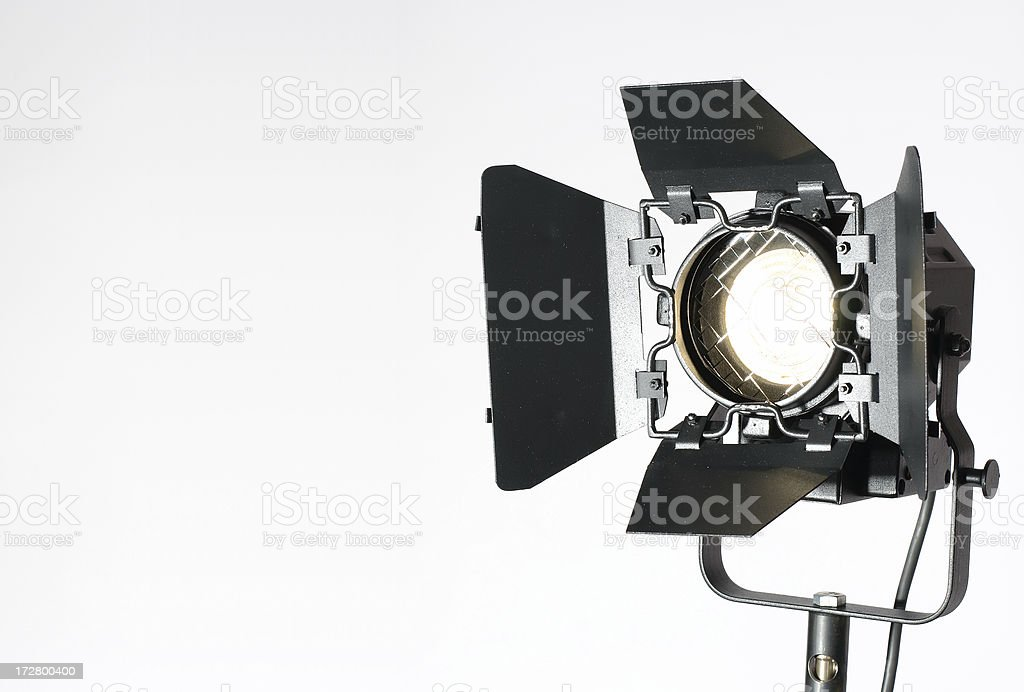 Lighting equipment. royalty-free stock photo