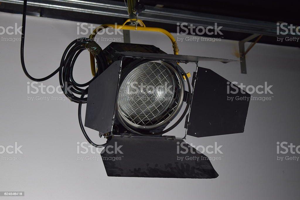 Lighting fixtures. stock photo