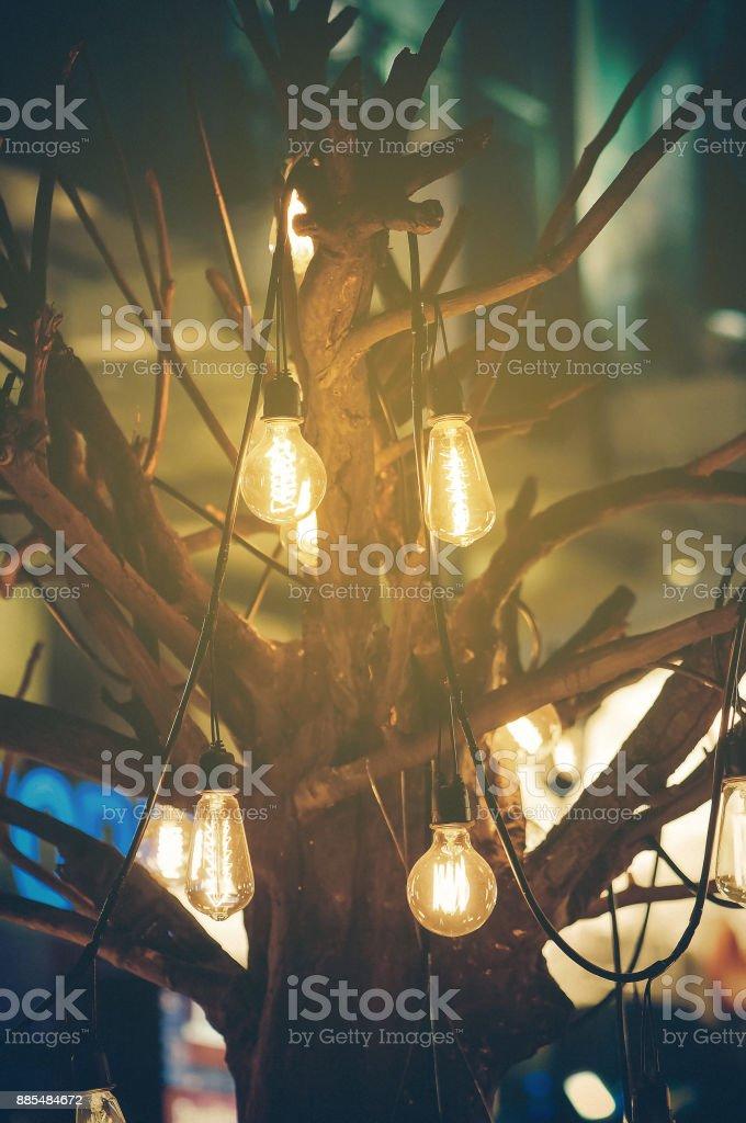 Éclairage pour la décoration - Photo