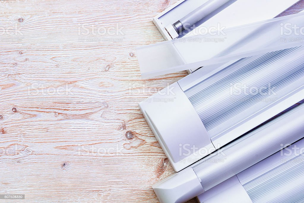 Lighting for indoor use. stock photo