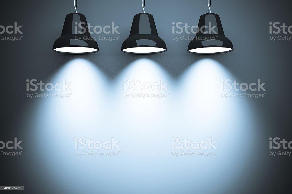 lighting lamp stock photo