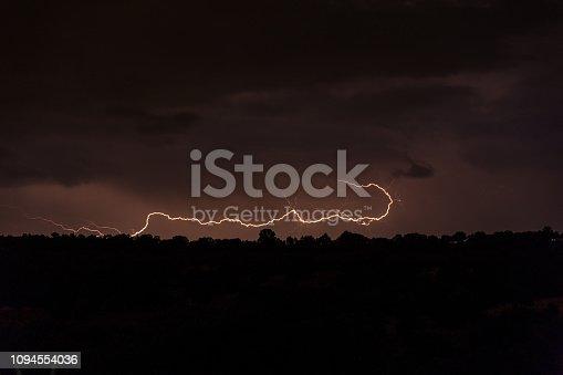istock Lightning before rain 1094554036