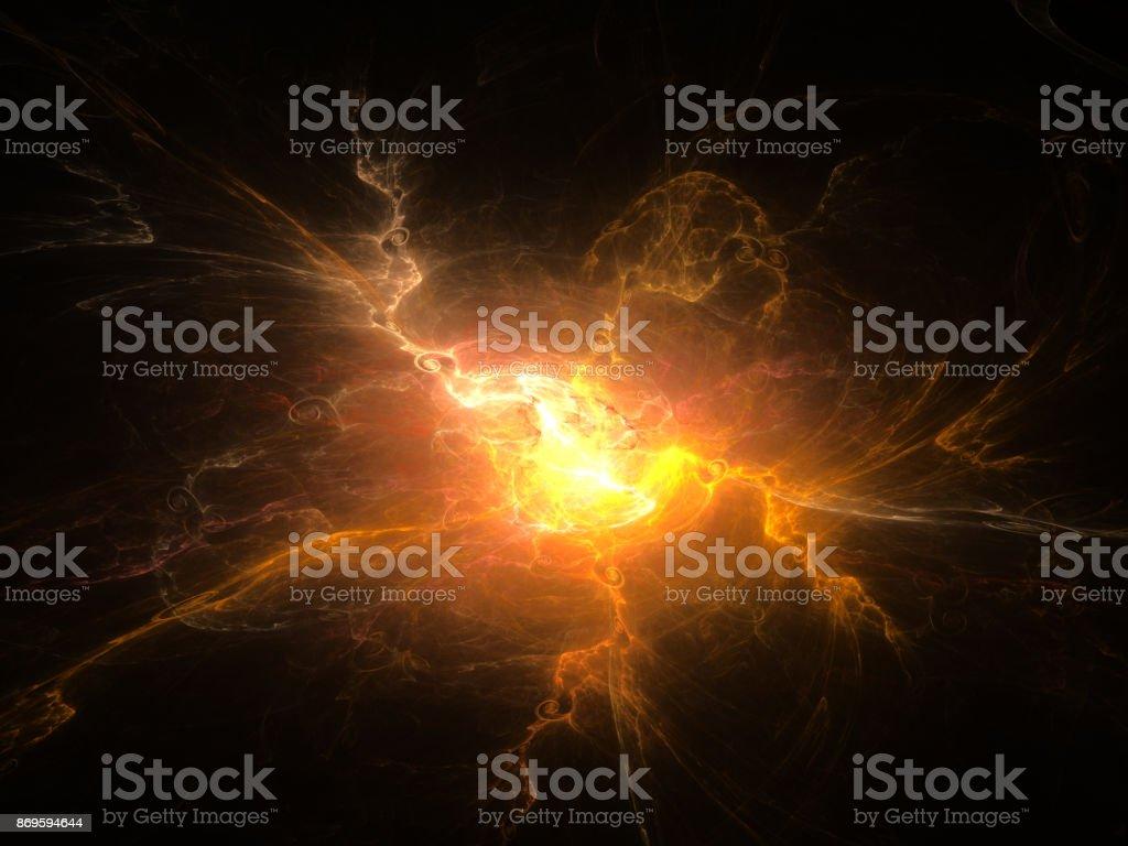 lightning futuristic design element picture id869594644